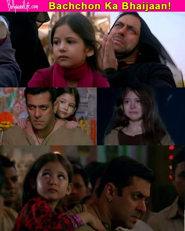 Here's why kids will LOVE Salman Khan's Bajrangi Bhaijaan act !