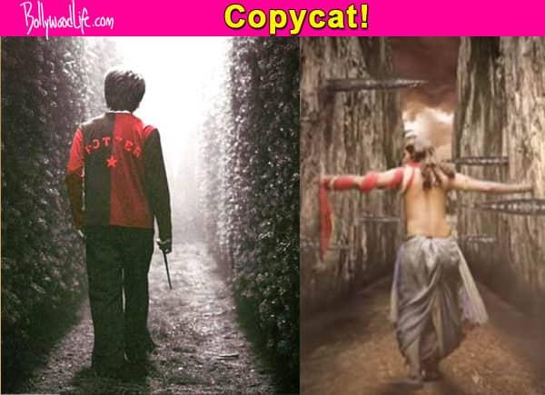 Chakravartin Ashoka Samrat copies from Harry Potter and the Goblet of Fire