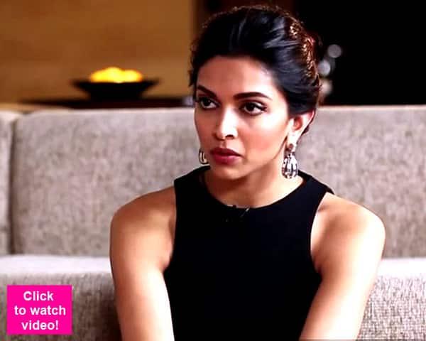 Deepika Padukone disappointed at the response My Choice garnered- watch video