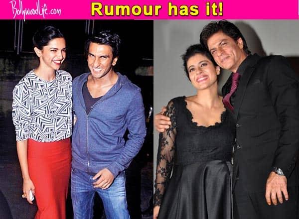 Ranveer Singh-Deepika Padukone's Bajirao Mastani won't clash with Shah Rukh Khan-Kajol's Dilwale?