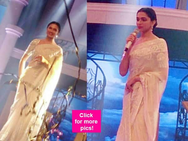 Deepika Padukone shines in Dhaka-view pics!