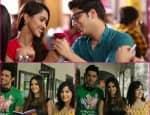 Kaisi Yeh Yaariyan's Parth Samthaan and Krissann Barretto shoot with Sunny Leone for Pyaar Tune Kya Kiya – Viewpics!