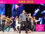 Salman Khan to sing at AIBA Dubai – viewpics!