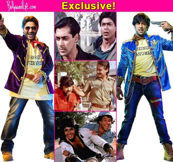 Arshad Warsi-Amit Sadh's Guddu Rangeela characters inspired from Karan-Arjun, Jai-Veeru, Ram-Lakhan