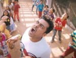 Haiku teaser: Suriya turns a dinosaur to entertain kids!