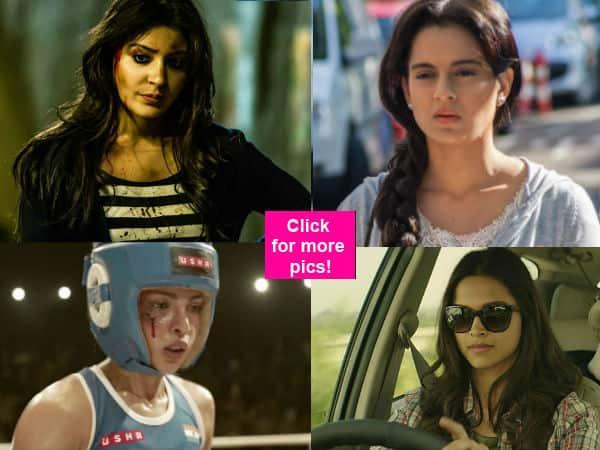 Priyanka Chopra, Deepika Padukone, Kangana Ranaut, Anushka Sharma: The real heroes of B-town!