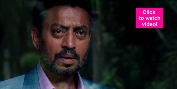 Jurassic World: Irrfan Khan promises this T-rex will scare all! – watch video