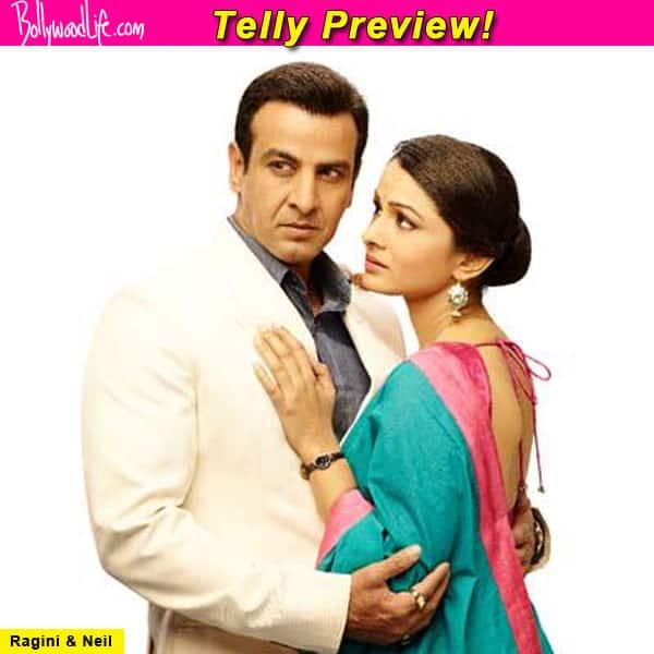 Itna Karo Na Mujhe Pyaar: Ragini and Neil behave like teenagers in love...awww so cute!
