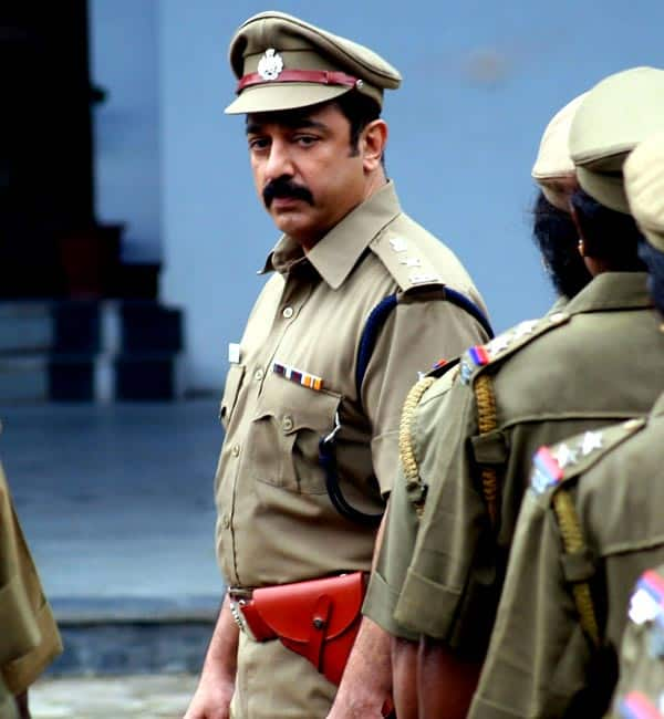 Uttama Villain's Kamal Haasan To Play A Police Officer