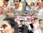 Yawn! Dude where's my award? These pictures of Kangana Ranaut will make yourday!