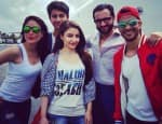 Saif Ali Khan and Kareena Kapoor zoom off to Maldives for a holiday with his son Ibrahim!