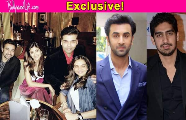 Karan Johar celebrates birthday with Ranbir Kapoor and Shilpa Shetty Kundra in London – view pic!
