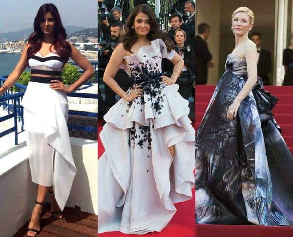 Katrina, Aishwarya and Kate Blanchett were Rhea's favourites at Cannes 2015