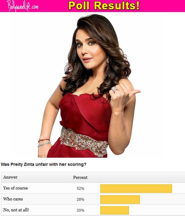 Nach Baliye 7: Fans claim Preity Zinta is an unfair judge