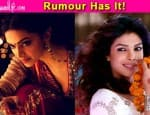 Unhappy Sanjay Leela Bhansali to reshoot Priyanka Chopra and Deepika Padukone's dance off in Bajirao Mastani!