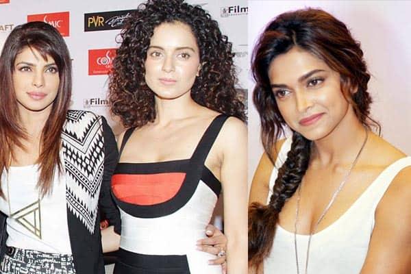 Priyanka Chopra and Kangana Ranaut  to throw a National Awards bash; is Deepika Padukone on the guest list?