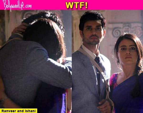 Meri Aashiqui Tum Se Hi: W*F is Ranveer doing by kissingIshani?