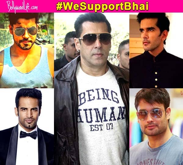 Salman Khan hit-and-run case: Gautam Gulati, Vivian DSena, Taher Shabbir, Upen Patel show support for bhai on Twitter