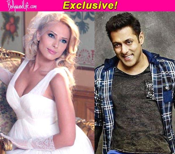 Why is Salman Khan's alleged girlfriend Iulia Vantur missing in action?