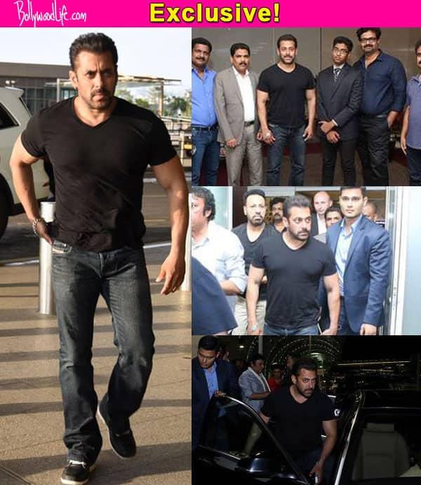 This is how an elated Salman Khan celebrated Bajrangi Bhaijaan teaser trailer success in Dubai!