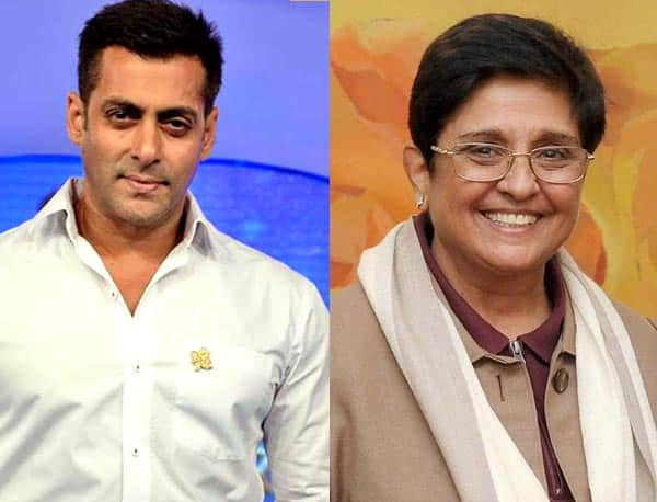 Salman Khan's case shows VIPs can avoid jail, says Kiran Bedi