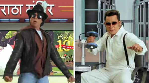 This hilarious rap battle between Salman Khan and Shah Rukh Khan is the best thing you will see today!