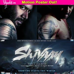 Shivaay motion poster: Ajay Devgn looks ravishing in his Shiva avatar!