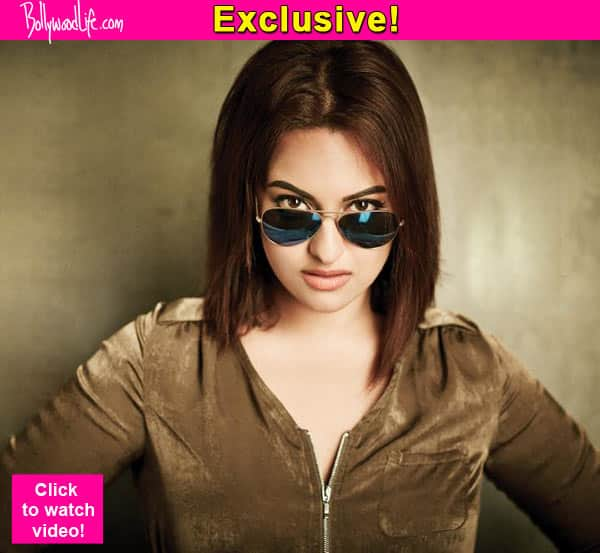 Sonakshi Sinha on cyber-bullying: I don't take shit from anyone!