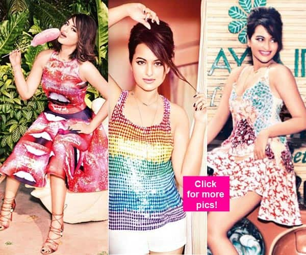 Sonakshi Sinha's latest photoshoot is fun, cute and sexy – view pics!