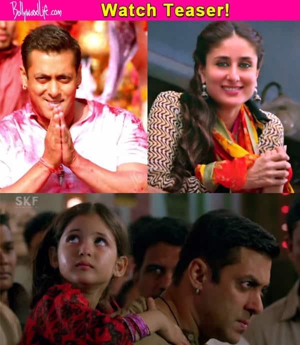 Bajrangi Bhaijaan teaser: Salman Khan makes one helluva BajrangbaliBhakt!