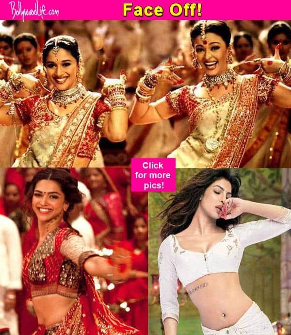 Deepika Padukone-Priyanka Chopra, Varun Dhawan-Sidharth Malhotra, Aishwarya Rai Bachchan-Madhuri Dixit Nene – Bollywood's hottest dance face-offs – watch videos!
