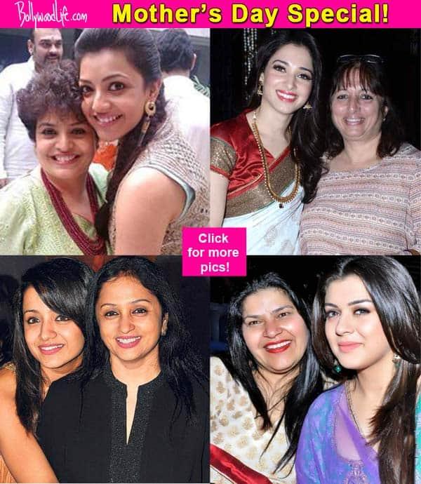 Here's how Hansika Motwani, Tamannaah Bhatia, Kajal Aggarwal and Trisha's mother helped shape their careers…
