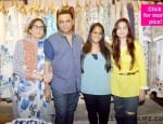 Salman Khan's mother and Arpita Khan launch Ashley Rebello and Alvira Khan's summer collection – View pics!