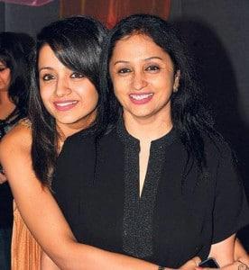Trisha-and-Her-Mother-Uma