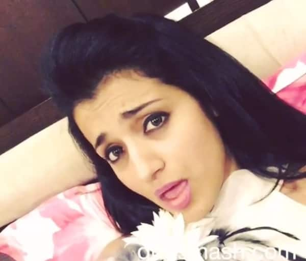 Trisha Krishnan turns Phoebe of Friends in her first ever Dubsmash video!