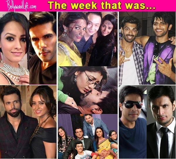 Rithvik Dhanjani, Shabbir Ahluwalia, Divyanka Tripathi, Taher Shabbir, Rushad Rana – Meet the Top 5 newsmakers of this week