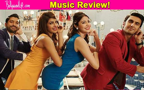 Dil Dhadakne Do music review: Priyanka Chopra and Ranveer Singh's family drama has peppy songs that will get you grooving!