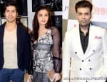 Varun Dhawan and Alia Bhatt to throw a birthday bash for Karan Johar!