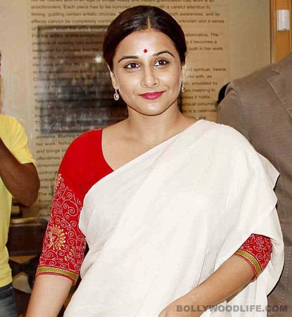 Marriage worked against Vidya Balan's filmi career?