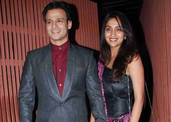 Vivek Oberoi names his daughter Ameyaa Nirvana!