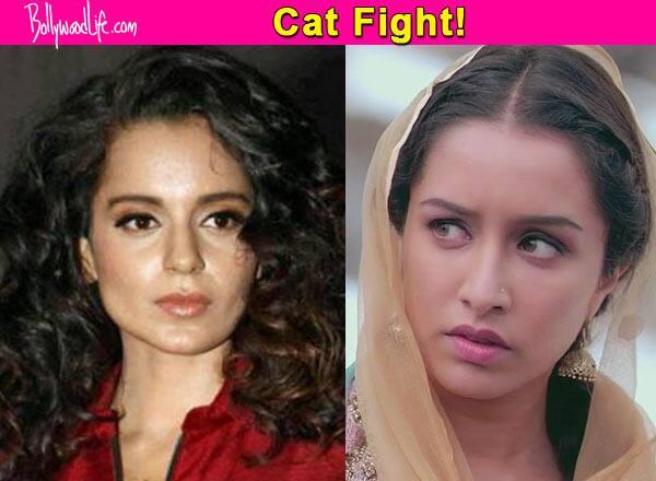 Shraddha Kapoor upset with Vishal Bhardwaj for choosing Kangana Ranaut for Rangoon!