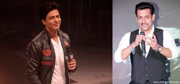 Shah Rukh Khan: Salman Khan and I are friends