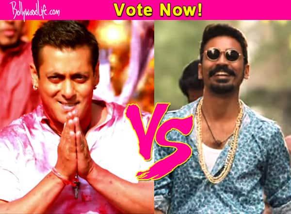 Not Mahesh Babu's Srimanthudu, but it's Salman Khan's Bajrangi Bhaijaan vs Dhanush's Maari this Eid!