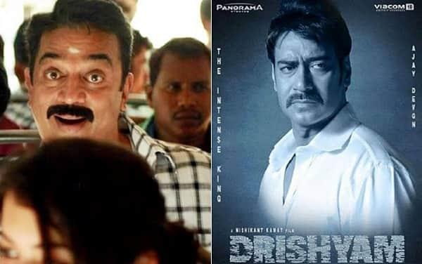 Kamal Haasan: The success of Paapanasam would fuel the success of Ajay Devgn's Drishyam!