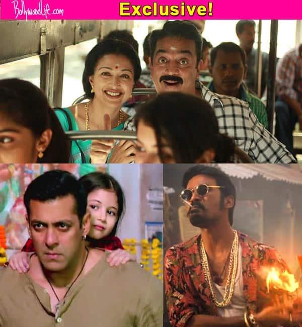 Kamal Haasan's Papanasam preponed to avoid clash with Salman Khan's Bajrangi Bhaijaan and Dhanush's Maari!