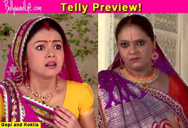 Saath Nibhaana Saathiya: Kokila forces Gopi to shun Meera out!
