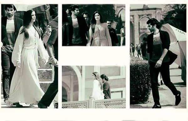 Katrina Kaif, Tabu and Aditya Roy Kapur starrer Fitoor in trouble?