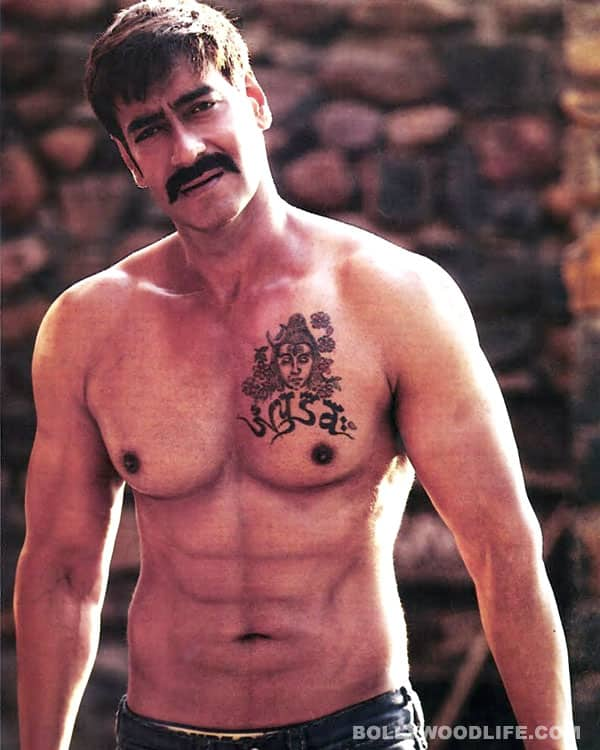 After Nysa, Ajay Devgn to get son Yug's name tattooed on his chest!