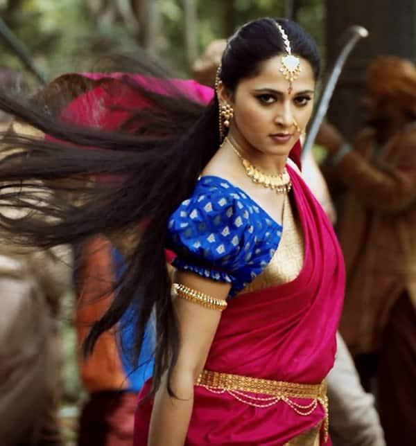 Anushka Shetty: I performed all my stunts on my own in Baahubali