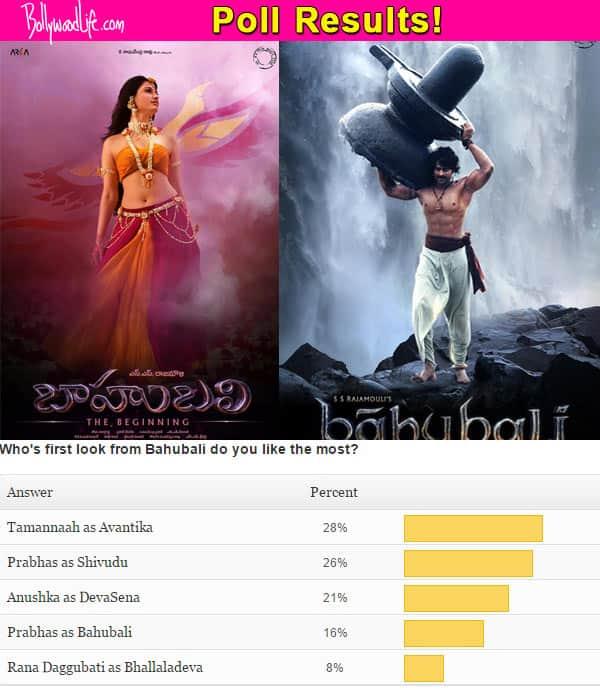 Fans Verdict: Tamannaah's first look as Avantika is better than Prabhas' first look as Shivudu in Bahubali!